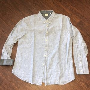 AG Adriano Goldschmied Men's Casual Shirt Sz 2XL